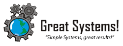 Great Systems Mobile Logo